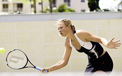 Nike Workout Clothes on Maria Sharapova Nike Appparel Sport Corset And