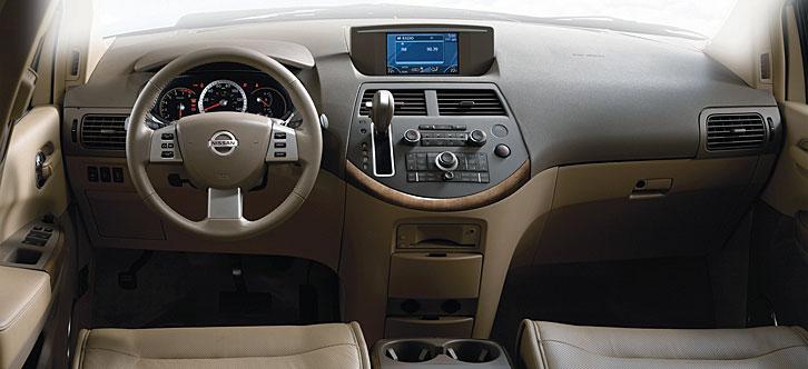 2007 Nissan Quest Minivan Yenra