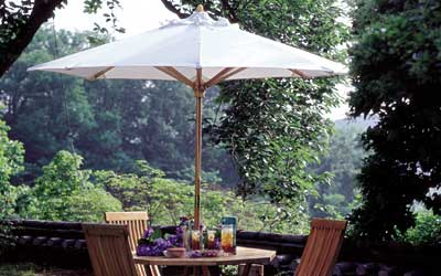 Patio Umbrella Covers for Market and Offset Umbrellas