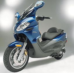 piaggio x9 evolution 500 maxi scooter - yenra