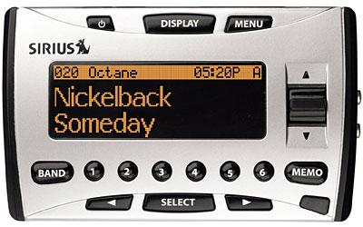 Amazon.com: Sirius ST2 Starmate Replay.