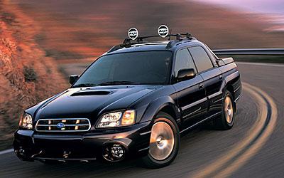 Subaru Baja Turbo - Yenra